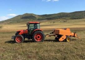 Pick-up Square Hay Balers